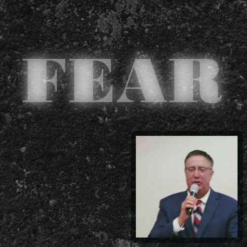 Fear with Pastor Calvin Jean