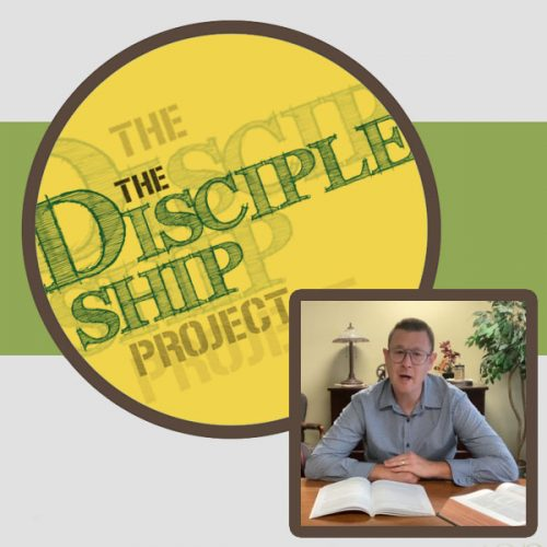 Discipleship Project with Bro. Kyle Kelley