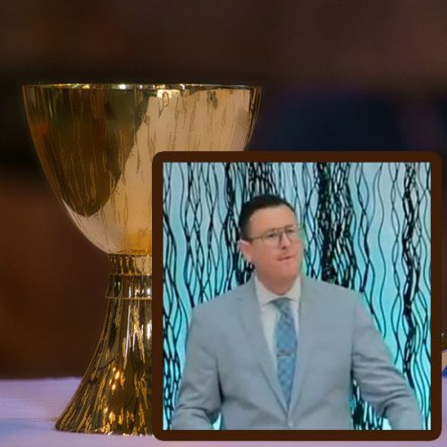 The Cup of Covenant with Bro. Kyle Kelley