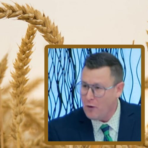 The Law of the Harvest with Bro. Kyle Kelley