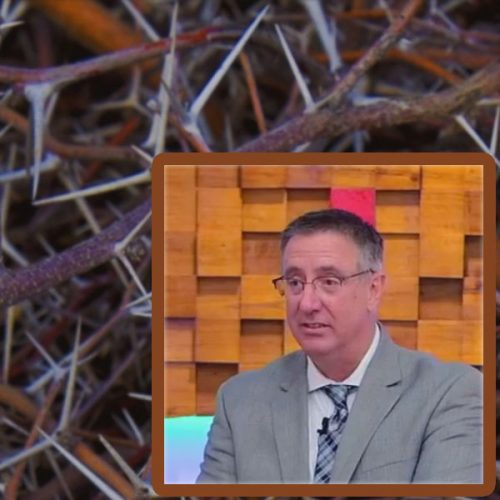 Living in a Good Friday World with Pastor Calvin Jean